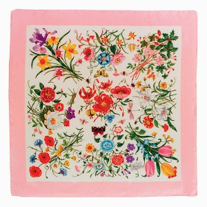 The Flora Scarf, 1966