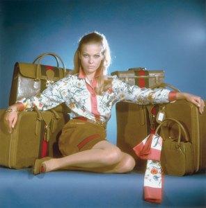 Photo shoot, early 1970s