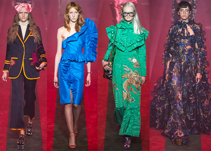 Gucci, Milan Fashion Week, Milan Fashion Week SS17, Milan Fashion Week Spring Summer 2017, Fashion,