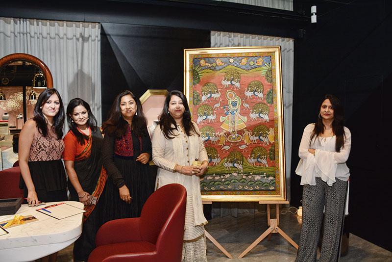 Gunjan Lal, Garima Singh, Nisha Bahadur, Smriti Gupta, Deepa Vashisht