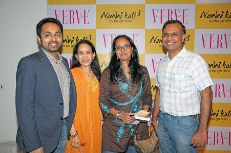 Hemanth Meka Rao, Anuradha Prasad, Lata and Avinash Arora