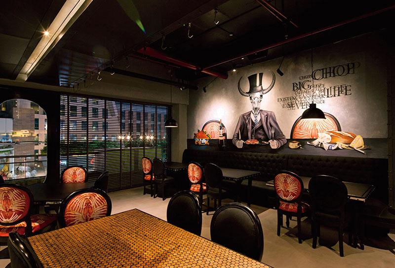 Holy Smoke, a restaurant and bar at Cyber Hub Gurgaon, Rohan Jaina