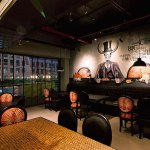 Holy Smoke, a restaurant and bar at Cyber Hub Gurgaon, Rohan Jaina