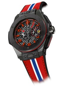 Hublot: Big Bang Ferrari Black Ceramic