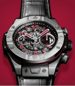 Hublot Big Band World Poker Tour