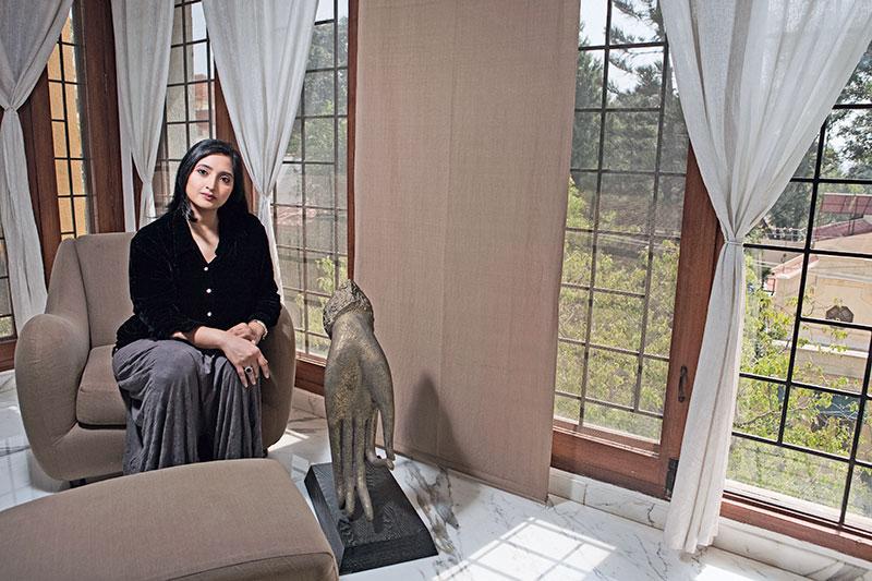 Husna Rahaman, Architect and Interior Designer