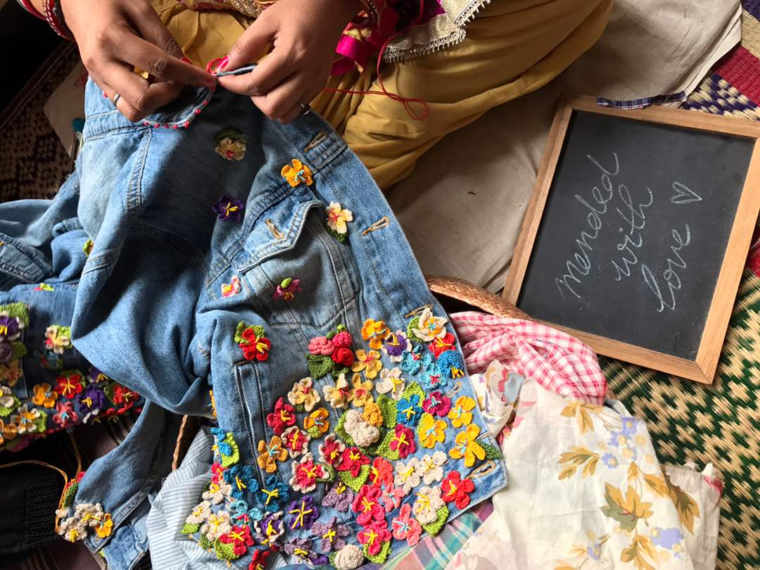 Pero, The Upcycle Project, Aneeth Arora, Sustainable Fashion,