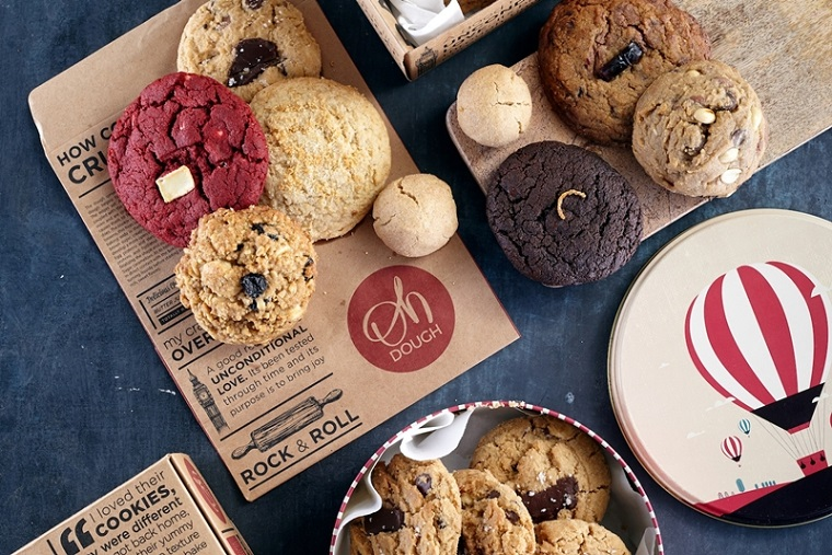 Bakery, Cookie, Dessert, Featured, Ice Cream, Oh Dough, Online Exclusive, Pastry, Pawan Chawla, Ritika Chawla