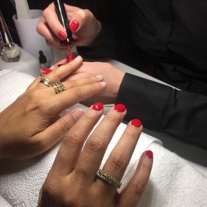 Christian Louboutin's pop-up at the Jaeger-LeCoultre Reverso gala night