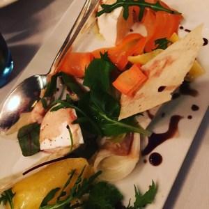 Cartier press dinner at the Kempinski