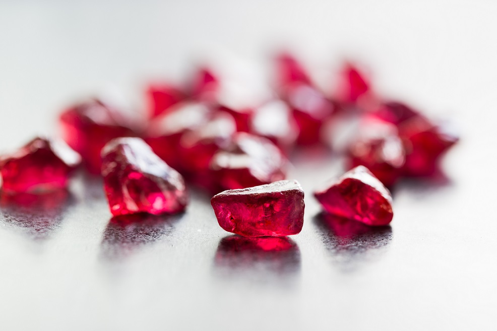 coloured gemstones, Elena Basaglia, emeralds, Ethical mining, Featured, Gemfields, Gemfields Montepuez ruby mine, Gemstones, Jewellery, mining, Online Exclusive, Rubies, Zambia