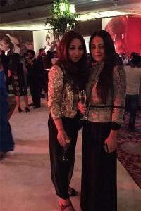 Verve's Nisha Jhangiani, Sabina Chopra