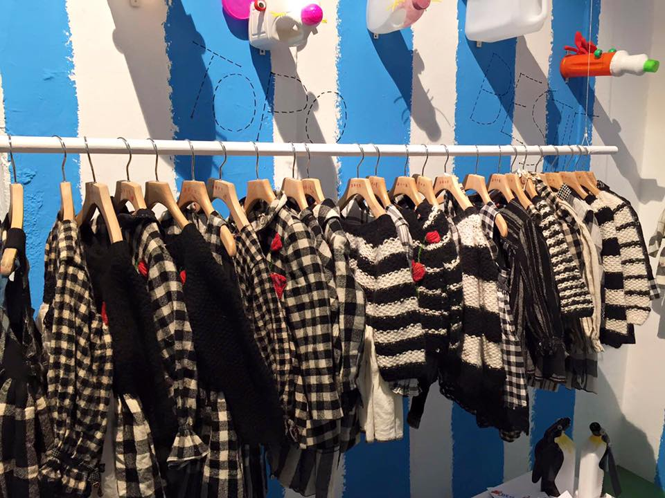 At Pitti Bimbo, fall winter 2016, kids' wear, chota pero, children