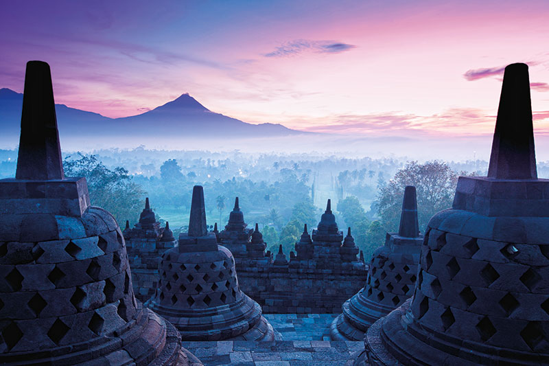 A walk on the wild side misadventures in indonesia verve magazine borobudur stopboris Gallery
