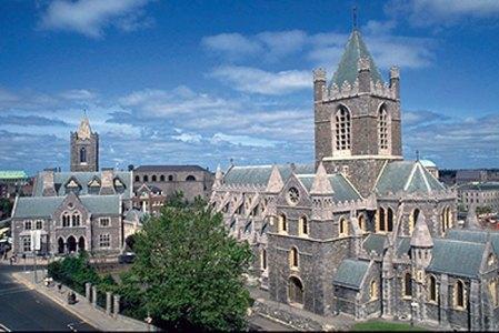 View of Dublin