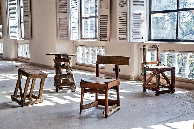 Construct-Deconstruct-Construct, Jugaad Aesthetic, Ishan Khosla