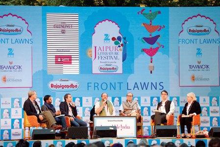Jaipur Literature Festival 2015