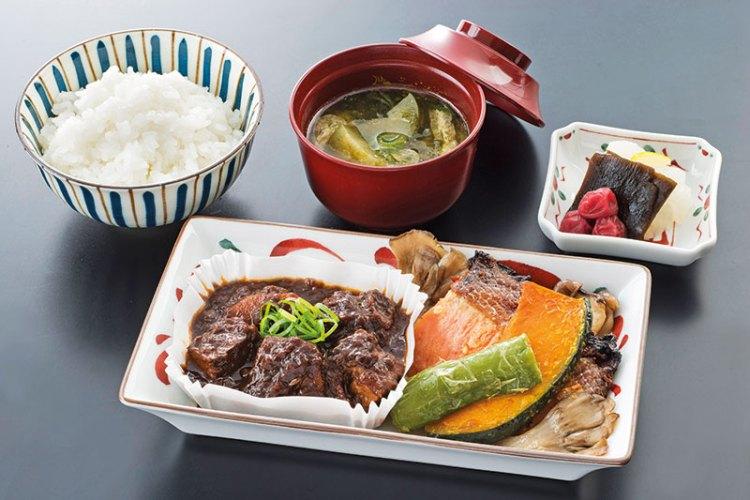 Japan Airlines' unique in-flight offferings