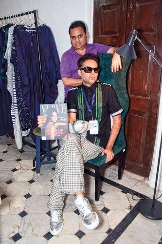 Jay Shah, Parmesh Shahani