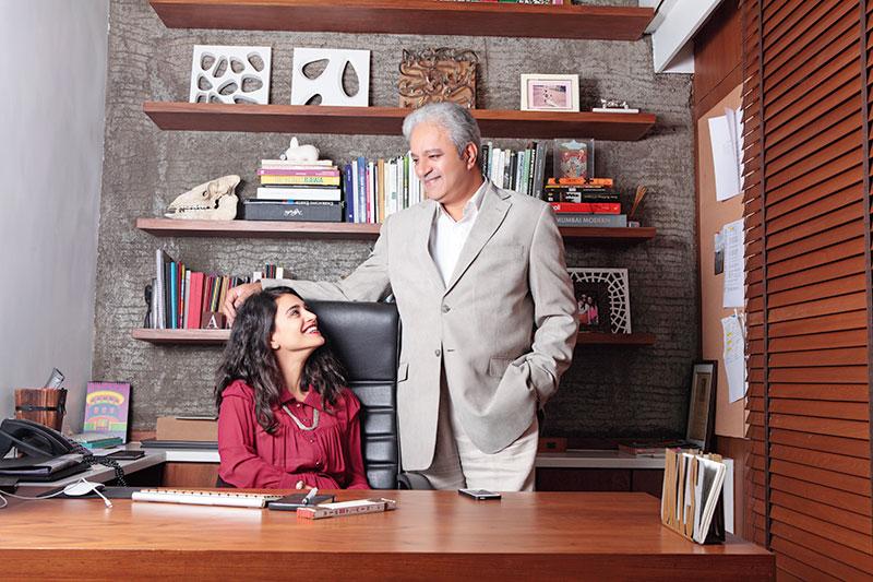 Jaydev Mody And Anjali Mody
