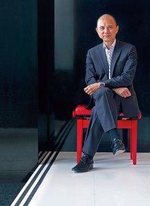 Jimmy Choo: Balancing elevation with grounding