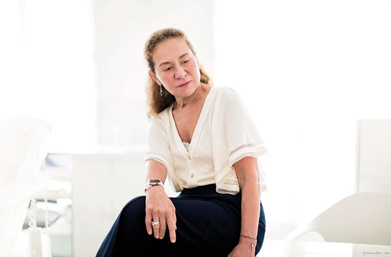 Joelle Ciocco, Paris
