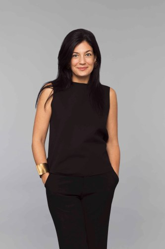 Karla Bookman. Photograph by Suleiman Merchant