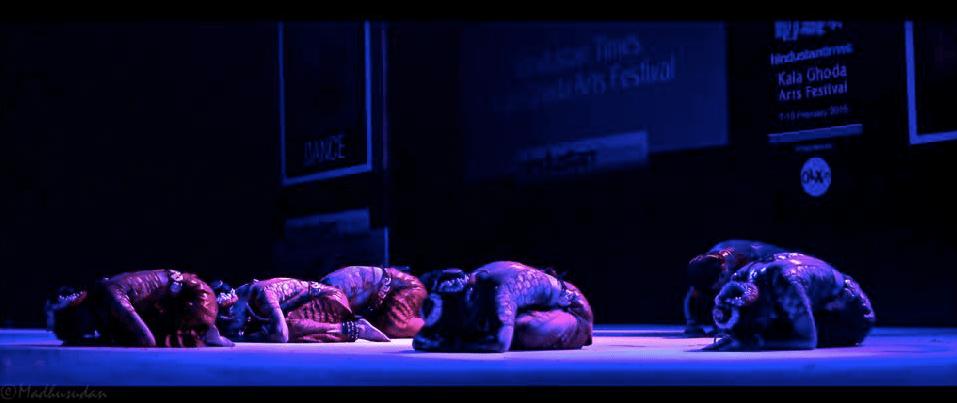 Kala Ghoda Arts Festival 2015. Kala Ghoda