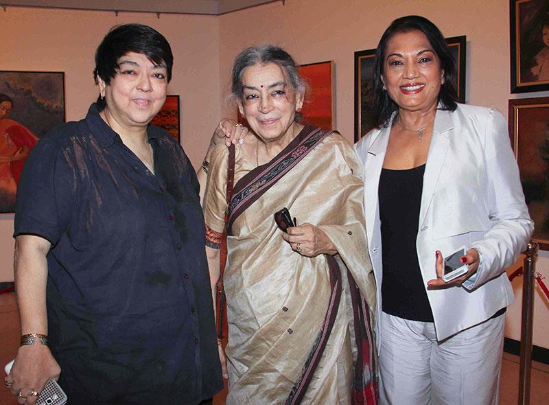 Kalpana Lajmi, Lalitha Lajmi, Chandra Sachdev
