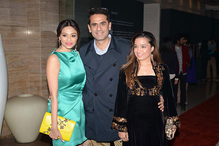 Kalyani Chawla, Navneet and Kitty Kalra