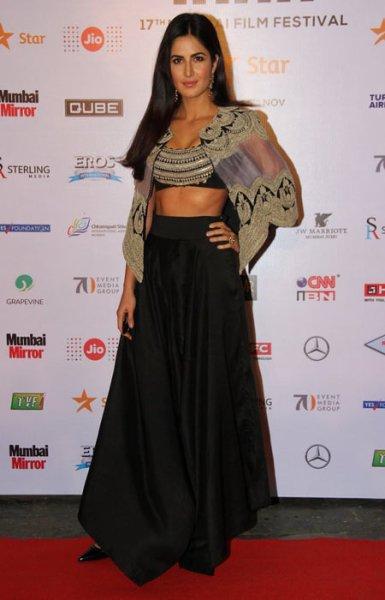 Katrina Kaif in Anamika Khanna