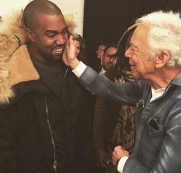 Kanye West, Ralph Lauren