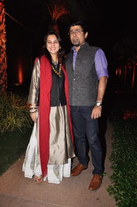 Khushnuma and Arzan Khambatta