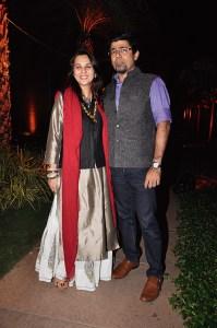 Khushnuma and Arzan Khambatta