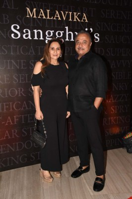 Kintu and Kishore Bajaj