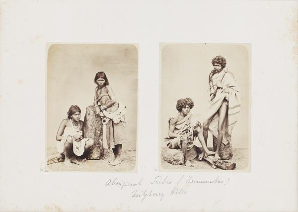 Kurrumba, Indigenous Tribes from Nilgiri Hills