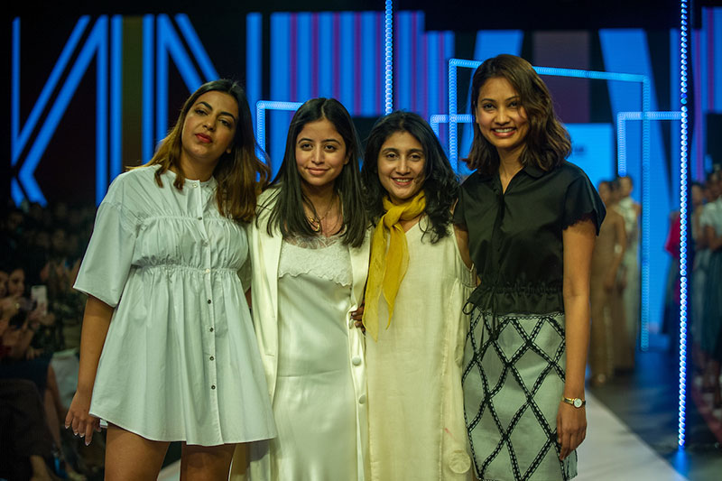 Immersive Exhibition Took Centre Stage On Day 1 Of Lakmé Fashion