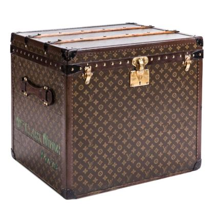 Mrs.Clark small steamer from Louis Vuitton