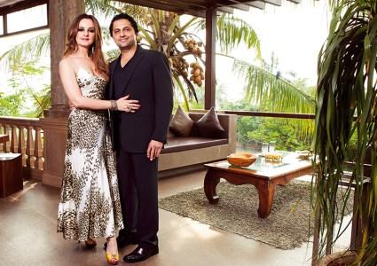 Laila and Farhan Furniturewalla: creating an ideal home