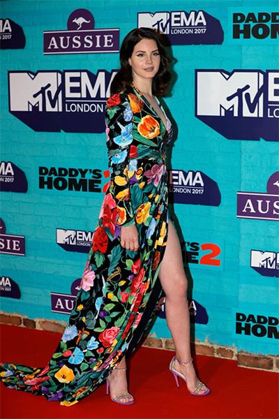 Lana Del Rey in Gucci