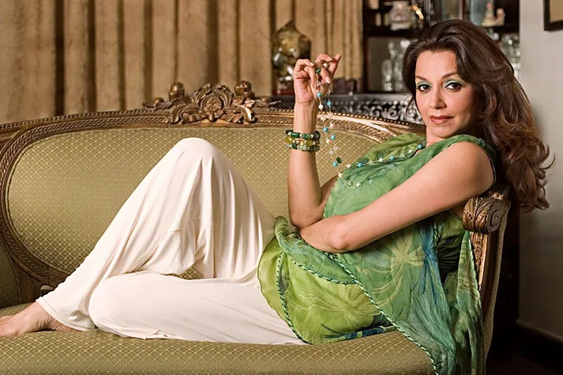 Lillete Dubey, Actress