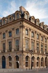The iconic Place Vendôme address