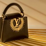Capucines Mini Vendôme handbag, Louis Vuitton