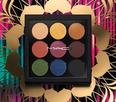 M.A.C limited edition Diwali-inspired eyeshadow palette