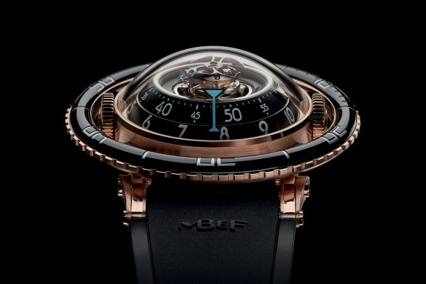 MB&F Horological Machine 7 HM7 Aquapod