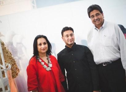 Madhu Neotia, Shantanu Goenka, Harshavardhan Neotia