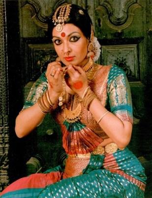 Mallika Sarabhai - Pravaha Dance Festival