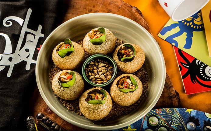 Thai puchka