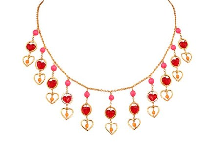 Manish Arora with Crystals from Swarovski necklace available at Confluence