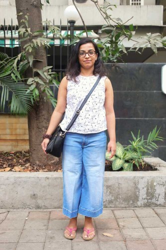 Manisha Patel, human resource professional at an aviation company
